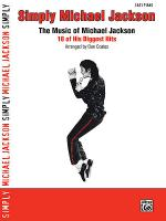 Simply Michael Jackson Sheet Music