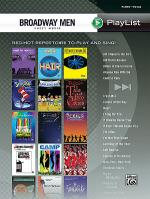 Broadway Men Sheet Music Playlist Sheet Music