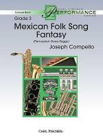 Mexican Folk Song Fantasy Sheet Music