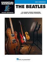 The Beatles - 15 Classic Songs Arranged for Three or More Guitarists Sheet Music