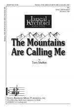 The Mountains Are Calling Me Sheet Music