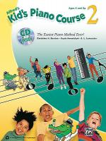Kid's Keyboard Course, Book 2 Sheet Music