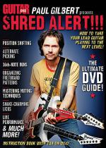 Guitar World -- Paul Gilbert Presents Shred Alert!!! Sheet Music
