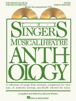 The Singer's Musical Theatre Anthology - Teen's Edition Sheet Music