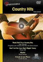 iVideosongs -- Country Hits Sheet Music