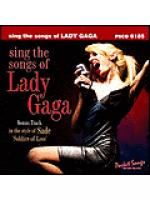 Sing the Songs of Lady Gaga Sheet Music