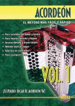 Acordeón, Volume 1 Sheet Music