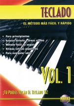 Teclado, Volume 1 Sheet Music