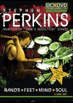 Stephen Perkins: Hands * Feet * Mind * Soul Sheet Music