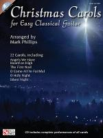 Christmas Carols for Easy Classical Guitar Sheet Music