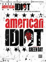 Green Day -- American Idiot, the Musical Sheet Music