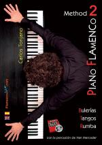 Piano Flamenco Method 2 Book/DVD Set Sheet Music