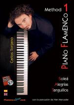 Piano Flamenco Method 1 Book/DVD Set Sheet Music