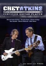 Chet Atkins Certified Guitar Player DVD Sheet Music