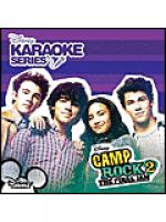 Disney Karaoke Series: Camp Rock 2 - The Final Jam (Karaoke CDG) Sheet Music