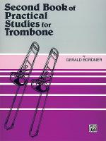 Second Book of Practical Studies for Trombone Sheet Music