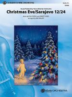 Christmas Eve/Sarajevo 12/24 Sheet Music