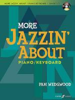More Jazzin' About for Piano / Keyboard Sheet Music