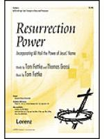 Resurrection Power Sheet Music