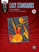 Alfred Jazz Easy Play-Along -- Easy Standards, Volume 1 Sheet Music