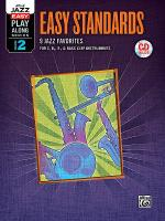 Alfred Jazz Easy Play-Along -- Easy Standards, Volume 2 Sheet Music