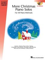 More Christmas Piano Solos - Level 5 Sheet Music