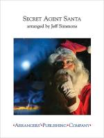 Secret Agent Santa Sheet Music
