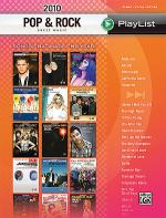 2010 Pop & Rock Sheet Music Playlist Sheet Music