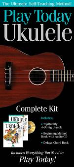 Play Ukulele Today! Complete Kit Sheet Music