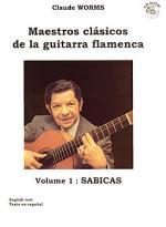 Maestros clasicos de la guitarra flamenca Vol.1 : Sabicas Sheet Music