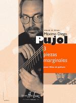Piezas marginales (3) Sheet Music