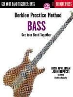Berklee Practice Method: Get Your Band Together Bass Sheet Music