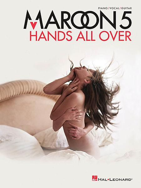 Maroon 5 - Hands All Over Sheet Music