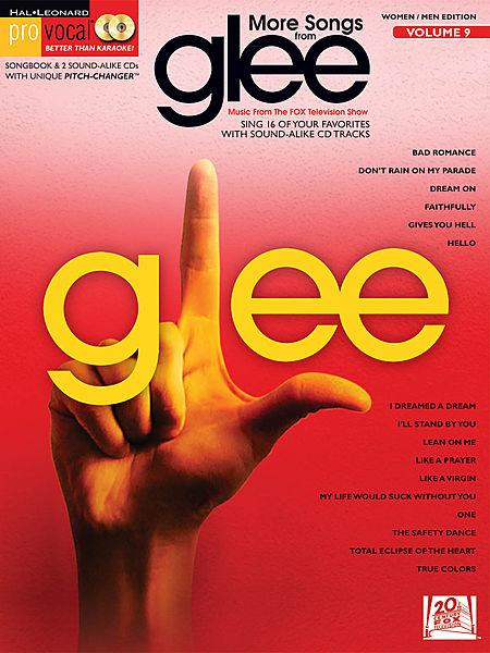 More Songs from Glee Sheet Music