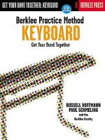 Berklee Practice Method: Get Your Band Together Keyboard Sheet Music