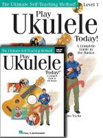 Play Ukulele Today! Beginner's Pack Sheet Music