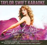 Taylor Swift Karaoke: Speak Now (Karaoke CDG/DVD) Sheet Music