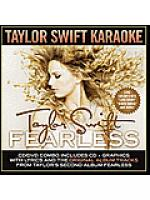 Taylor Swift Karaoke: Fearless (Karaoke CDG/DVD) Sheet Music