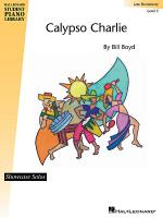 Calypso Charlie Sheet Music