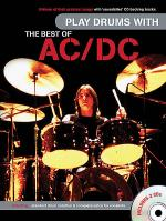 Play Drums with the Best of AC/DC Sheet Music