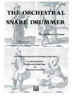 The Orchestral Snare Drummer Sheet Music