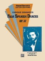 Four Spanish Dances, Op. 37 Sheet Music