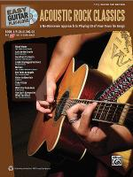 Easy Guitar Play-Along Acoustic Rock Classics Sheet Music