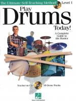 Play Drums Today! Level 1 Sheet Music