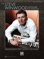 Steve Winwood Keyboard Songbook Sheet Music