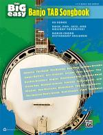 The Big Easy Banjo TAB Songbook Sheet Music
