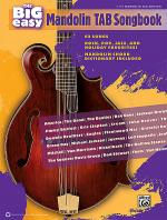 The Big Easy Mandolin TAB Songbook Sheet Music