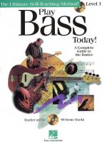 Play Bass Today! Level 1 Sheet Music