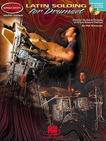 Phil Maturano: Latin Soloing For Drumset Sheet Music