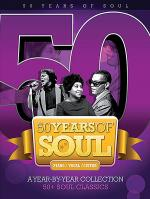 50 Years of Soul Sheet Music